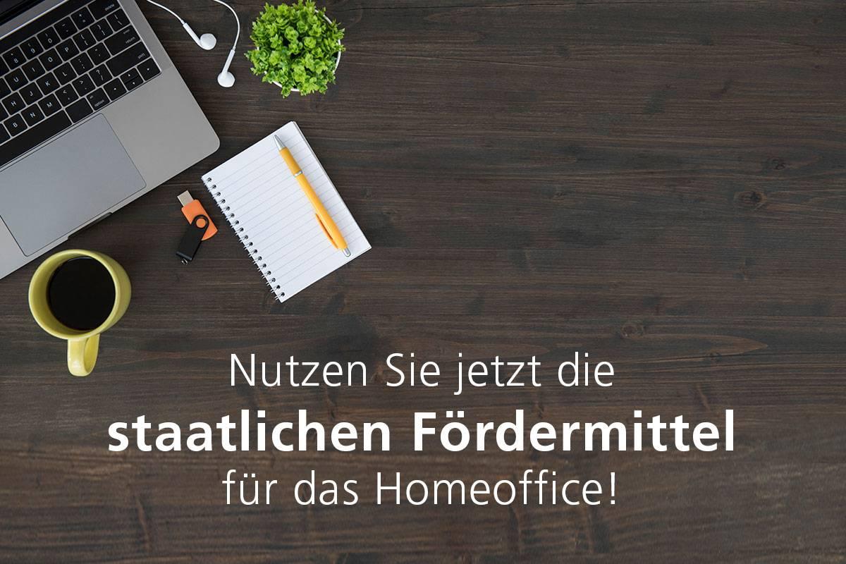 Fördermittel Homeoffice
