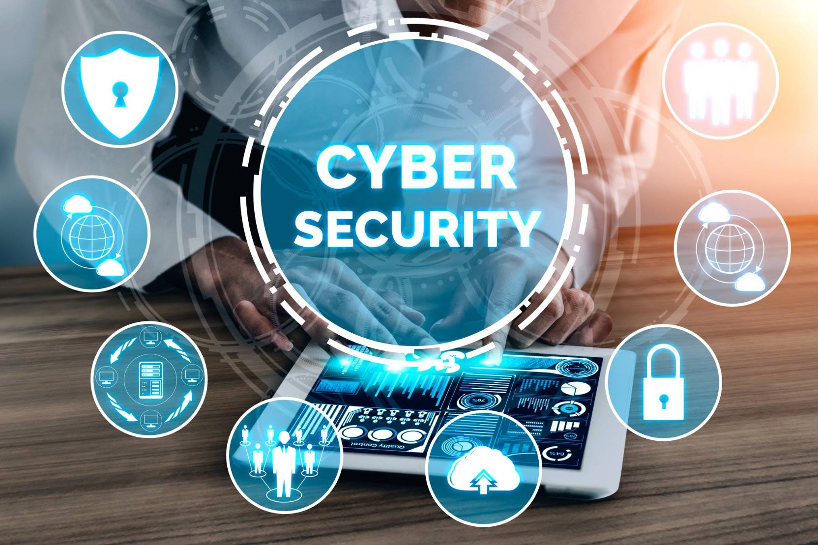Cyberkriminalität Cyber Security