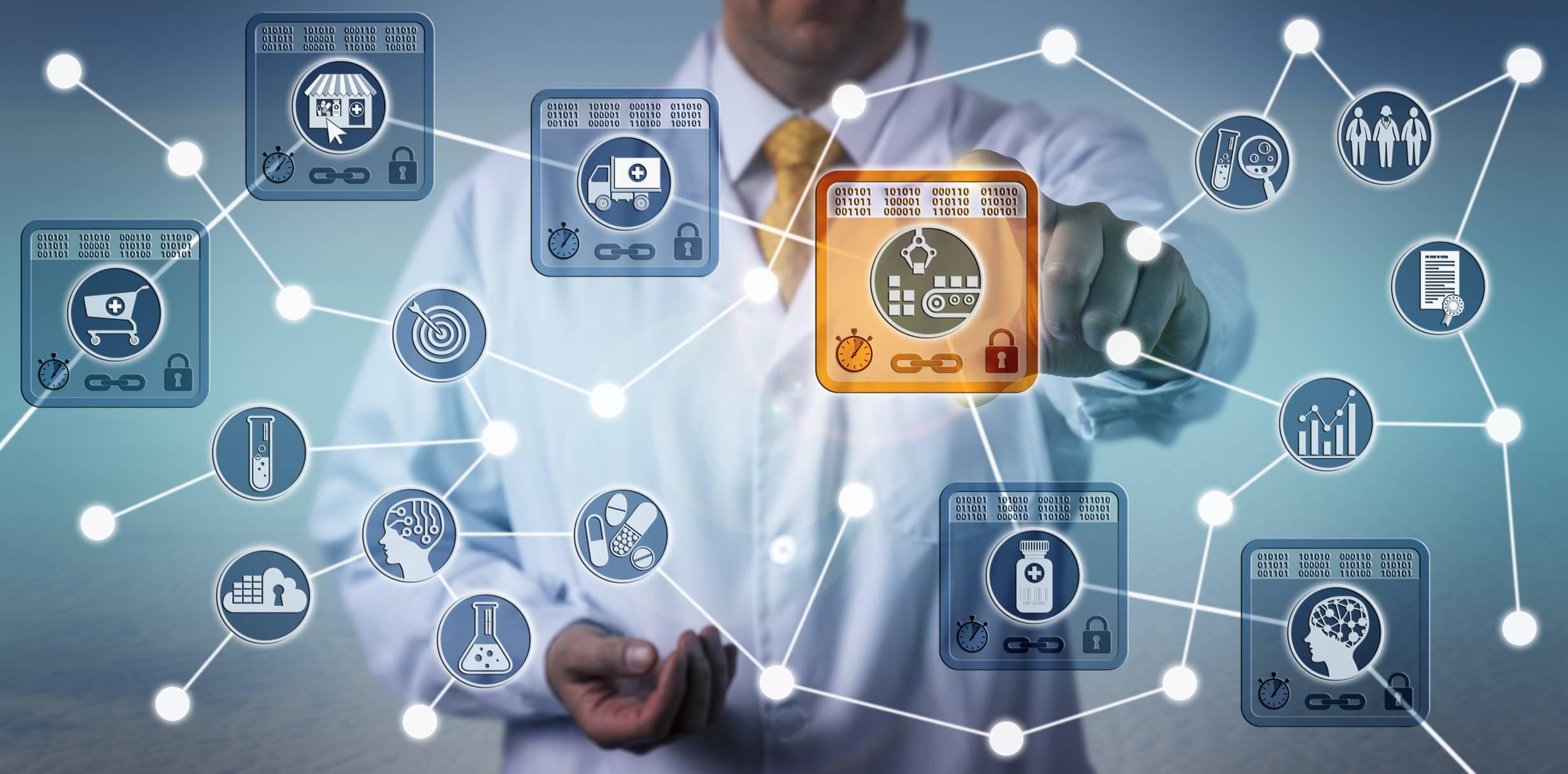 Blockchain im Gesundheitswesen