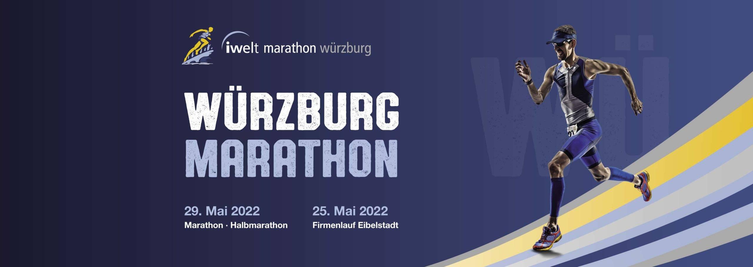 iWelt Marathon Würzburg