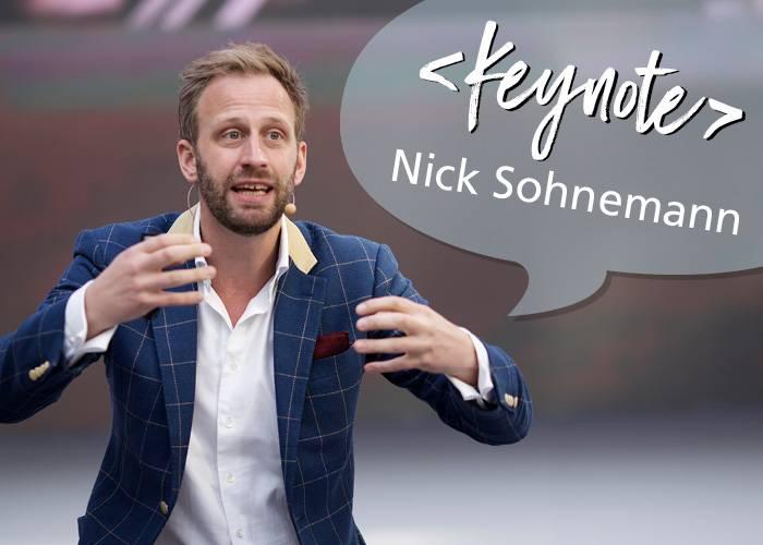 Keynote Nick Sohnemann
