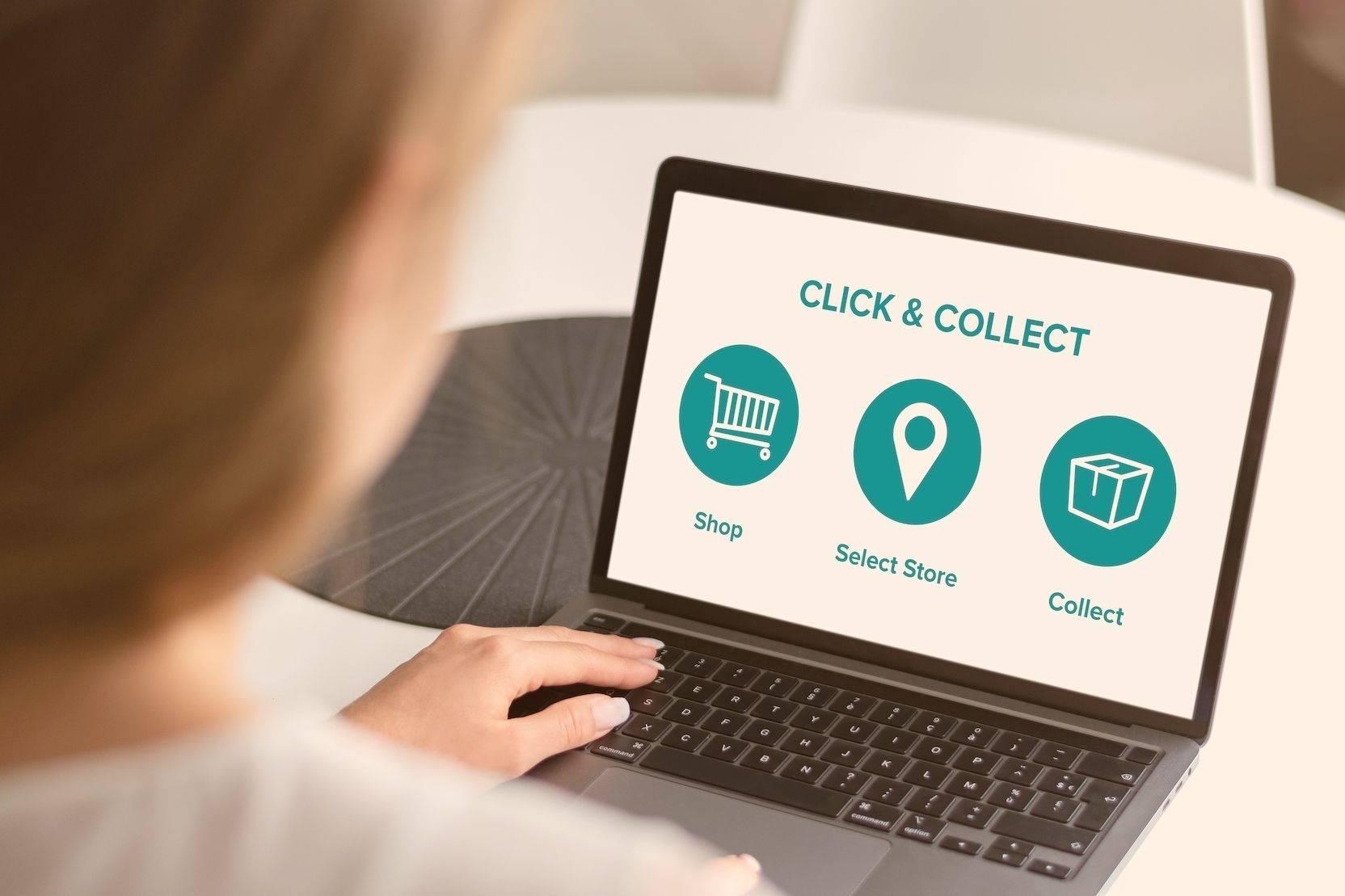 click&collect plugin