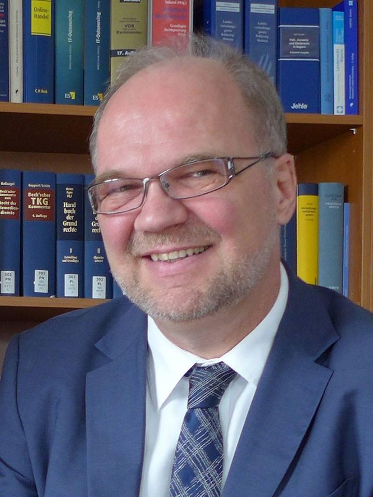 Univ.-Prof. Dr. Dirk Heckmann