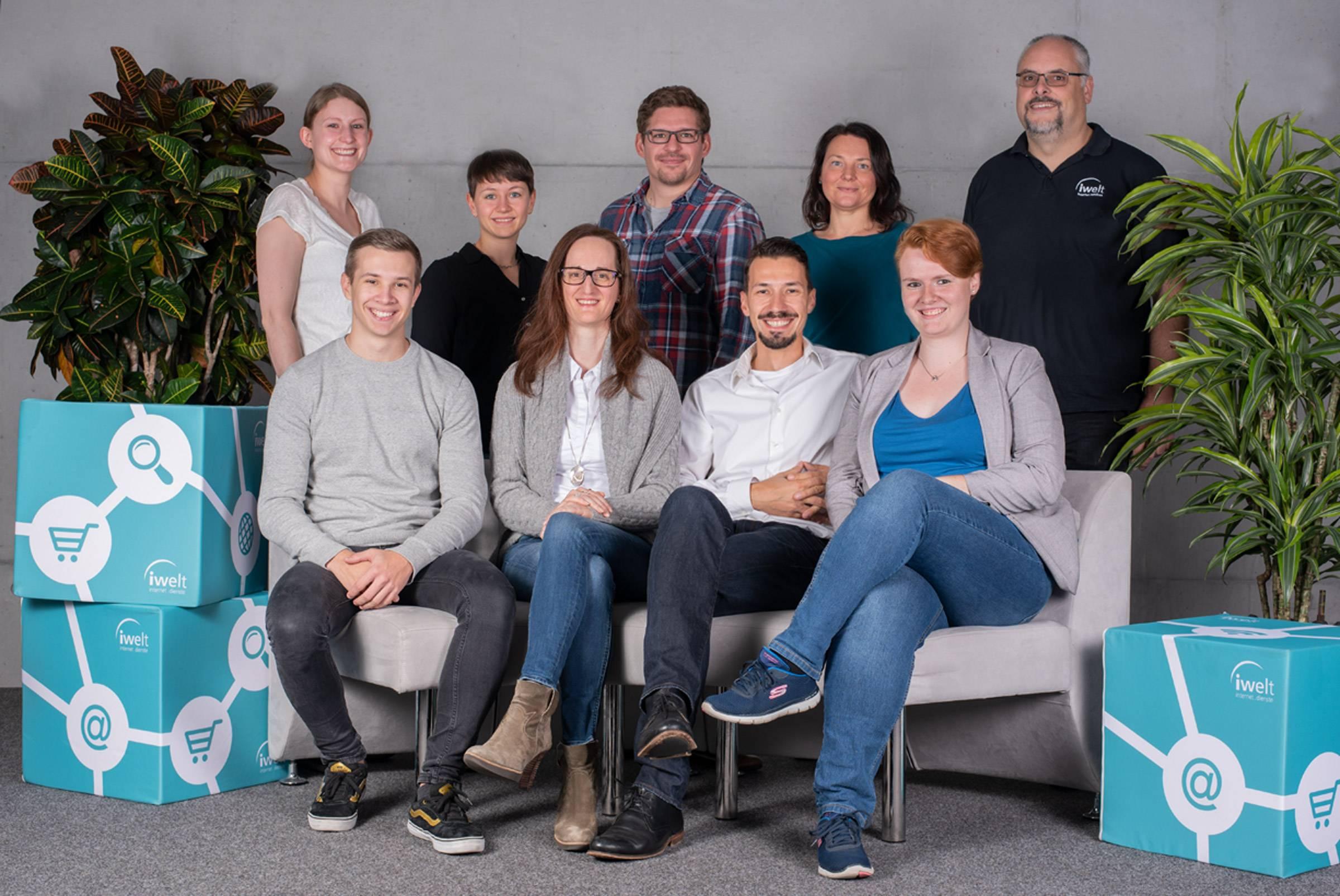 Team Design & Entwicklung