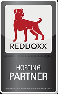 Reddoxx-Partner-Hosting-Logo