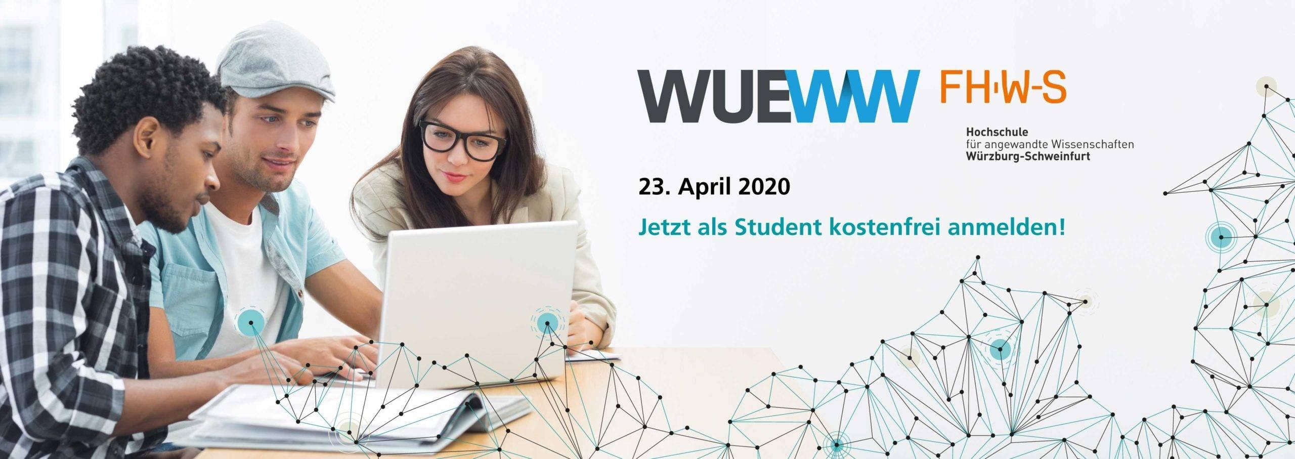 Würzburg Web Week am 23. April 2020